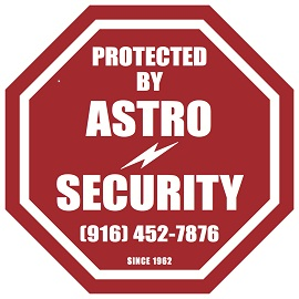 Astro Security Logo